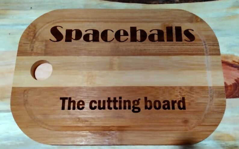 Spaceballs the cutting board image 0