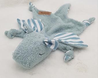 Sniffing cloth/ Dragon Felix/ mint