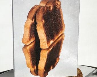 Single Toast Card