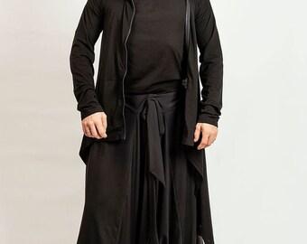 Harem Pants, Bleach Resistant, Unisex Clothing, Drawstring Pants, Sustainable Clothing, Hairdressing Uniform, Black Pants, Ethical Clothing