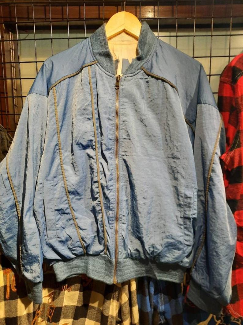 90s Nissan Skyline Club Reversible Jacket