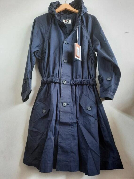 Issey Miyake Long Coat