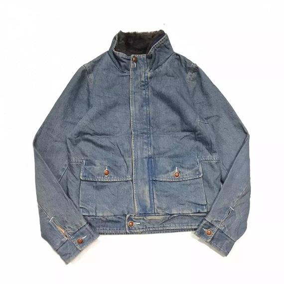 A.P.C Denim Jacket