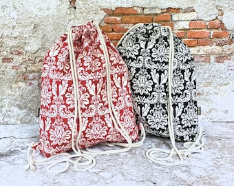 Gym bag, backpack ORNAMENTE