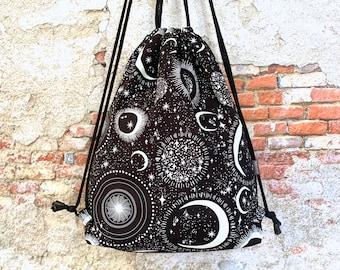 Gym bag, backpack MOND & STERNE fluorescent