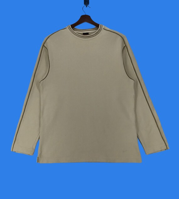 Vintage 90s Nike Small logo Crewneck Sweatshirt Ni