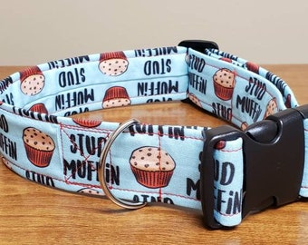 Stud Muffin Over Collar Dog Bandana Scarf Cat