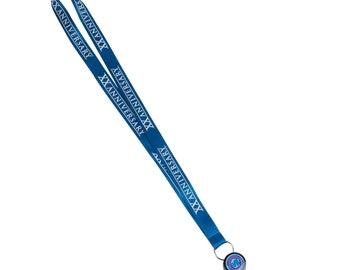 20th Anniversary of 9/11 Commemorative Lanyard - Limited Edition