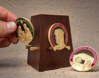 Life Of Christ Collectors Coin Set (4 pc.)