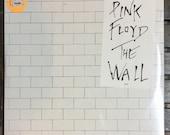 1979 US Factory Sealed Pink Floyd - The Wall 2 Vinyl, LP, Album, Pitman Press