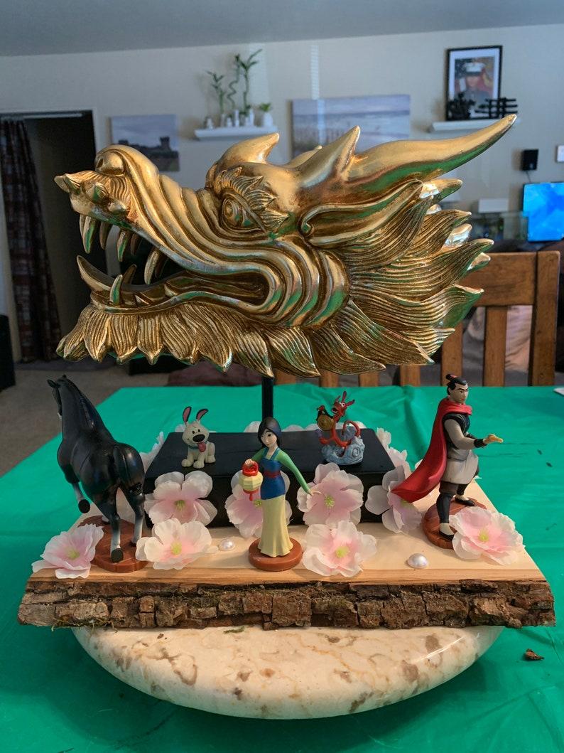 Mulan Centerpiece