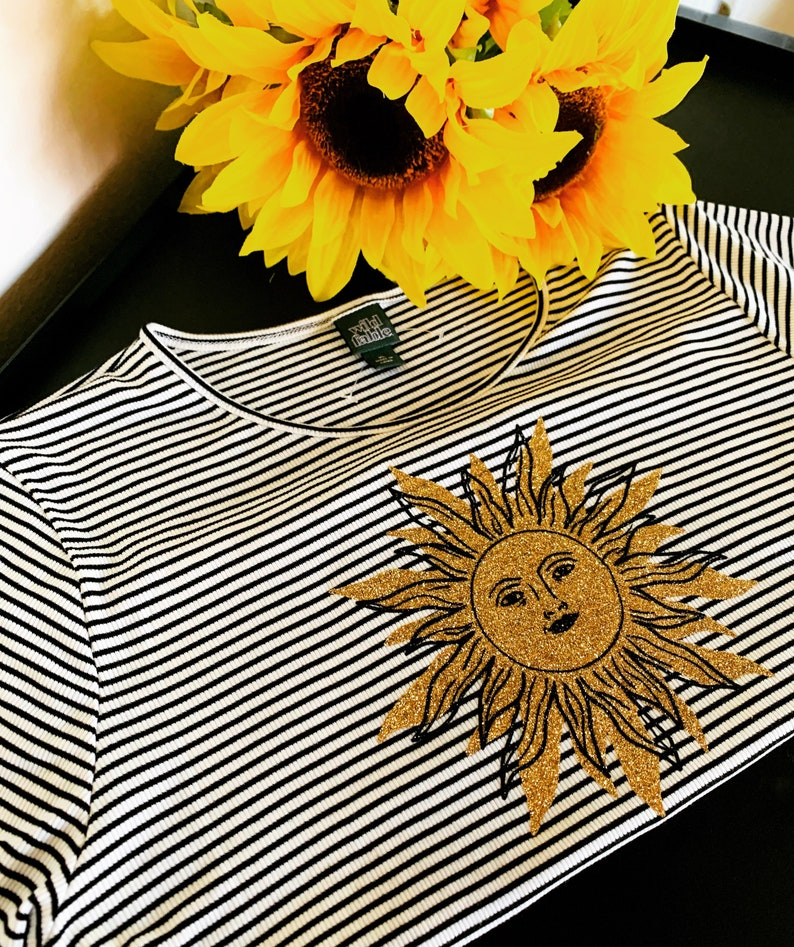 Sun and stripes!