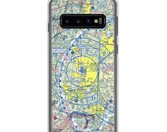 IAD Sectional VFR Chart - Sleek Samsung Flex Case