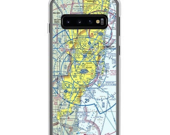 MIA Sectional VFR Chart - Sleek Samsung Flex Case