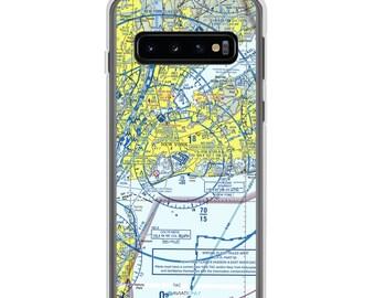 JFK Sectional VFR Chart - Samsung Case