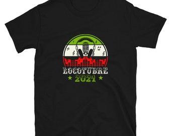 LOCOTUBRE 2021 - Short-Sleeve Unisex T-Shirt