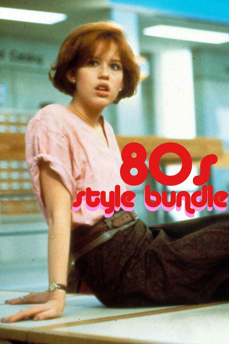 80s Outfit Inspiration, Party Ideas 80s Style Bundle $85.00 AT vintagedancer.com