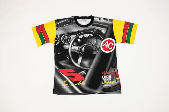 Nascar Corn Flakes Racing T-Shirt