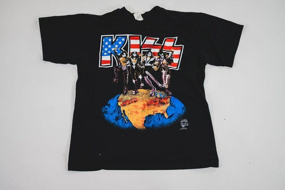 96 Kiss Alive Worldwide Tour T-Shirt