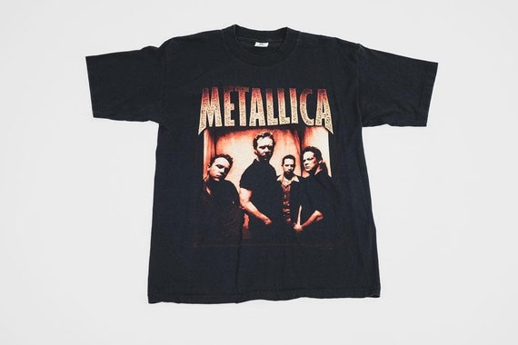 98' Metallica North America Summer Tour Shirt
