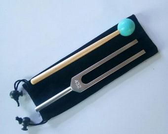 432Hz Tuning Fork, Verdi Tuning Fork for Healing and Music