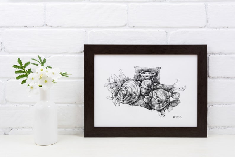 Steampunk poster. Poison Glasses