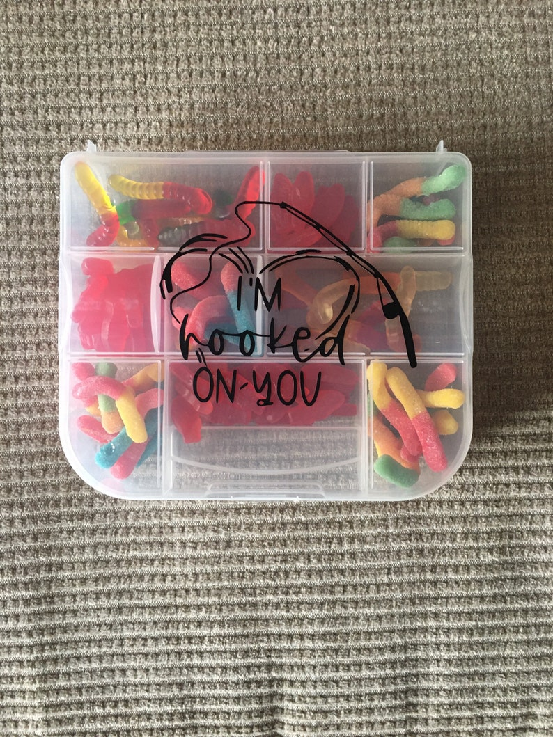Candy box.