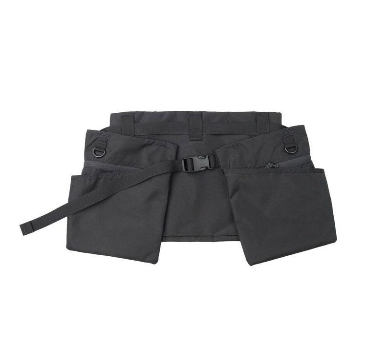 Game Apron Bag Black