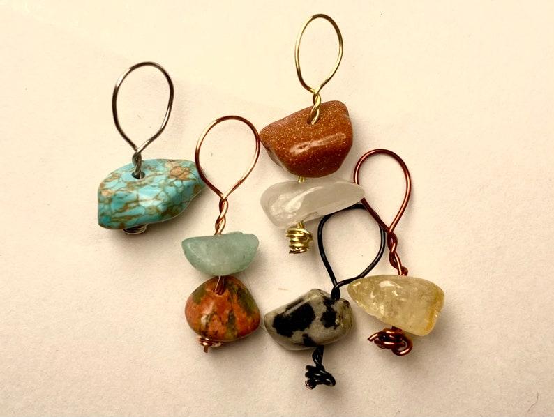 Handmade crystal pendants!