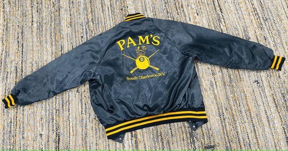 Pam's Pool Hall Vinyl Jacket