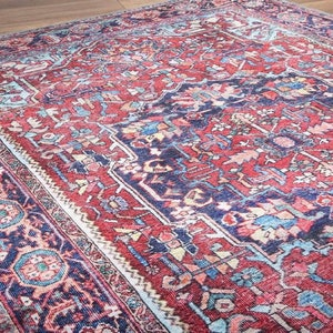Area Rugs Turkish Rugs 3.8x7 ft Arrea Rugs Turkish Soft Color Rug Bohemian Rug Teppich Rug