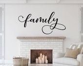 Family Sign Family Metal Sign Wall Décor Metal Wall Art Wedding Gift