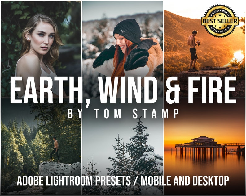 24 Mobile LIGHTROOM Presets Desktop Presets Bundle Preset image 0