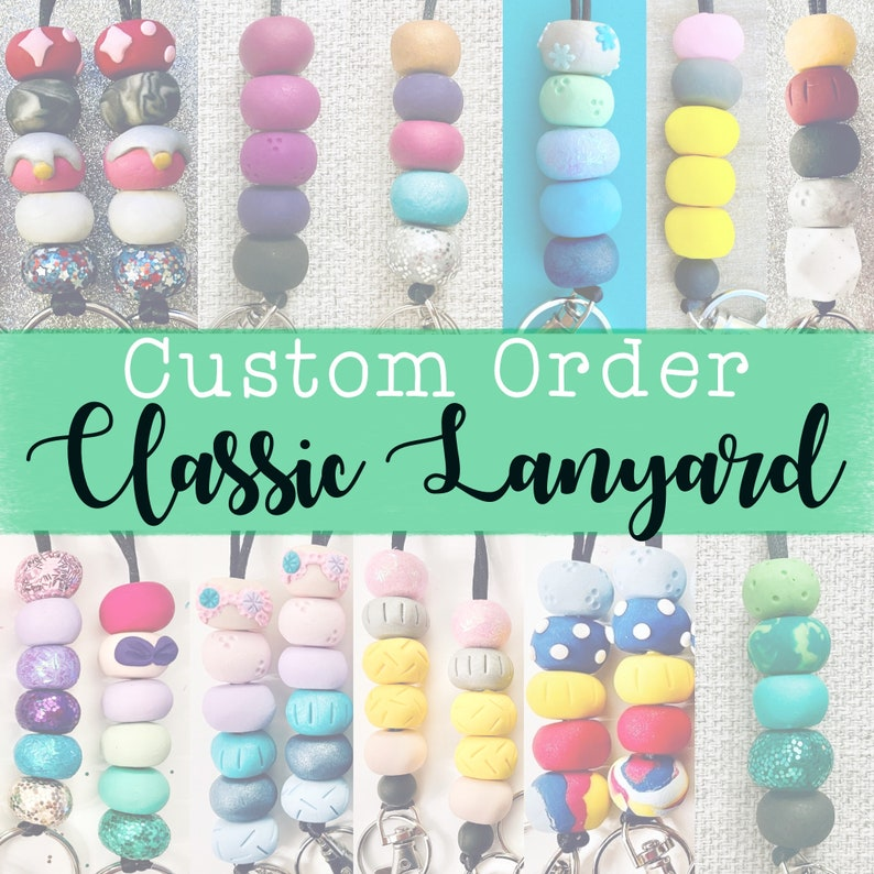Custom CLASSIC Lanyard