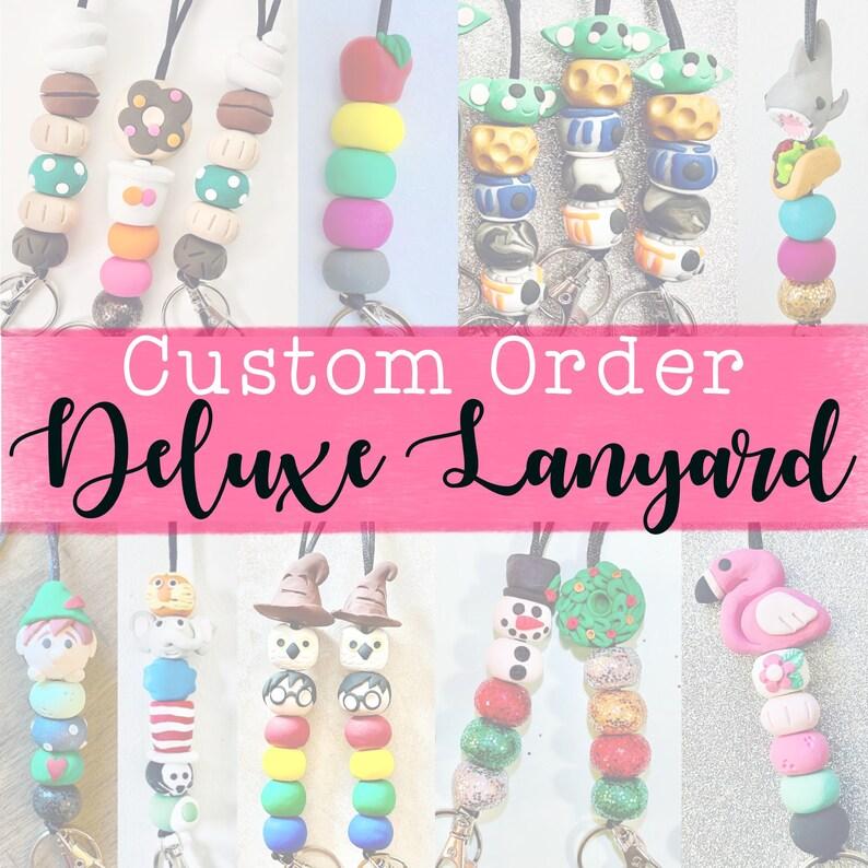Custom DELUXE Lanyard