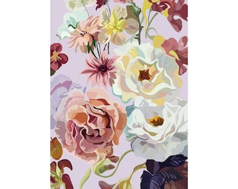 Flower/Floral Graphic Print