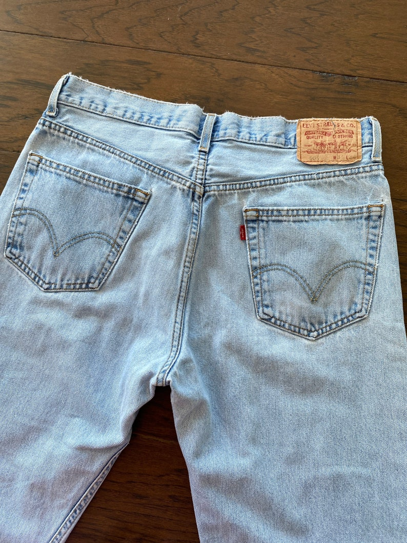 Vtg 90\u2019s Levi\u2019s 505 Jeans 34