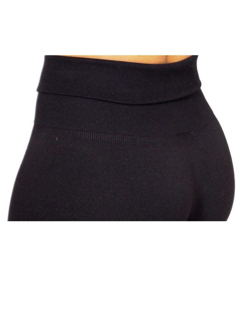 High Waist Core Control Leggings Black