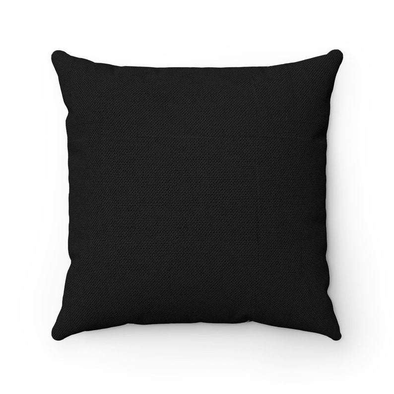 available in four sizes. Black and White Leaves Accent Pillows