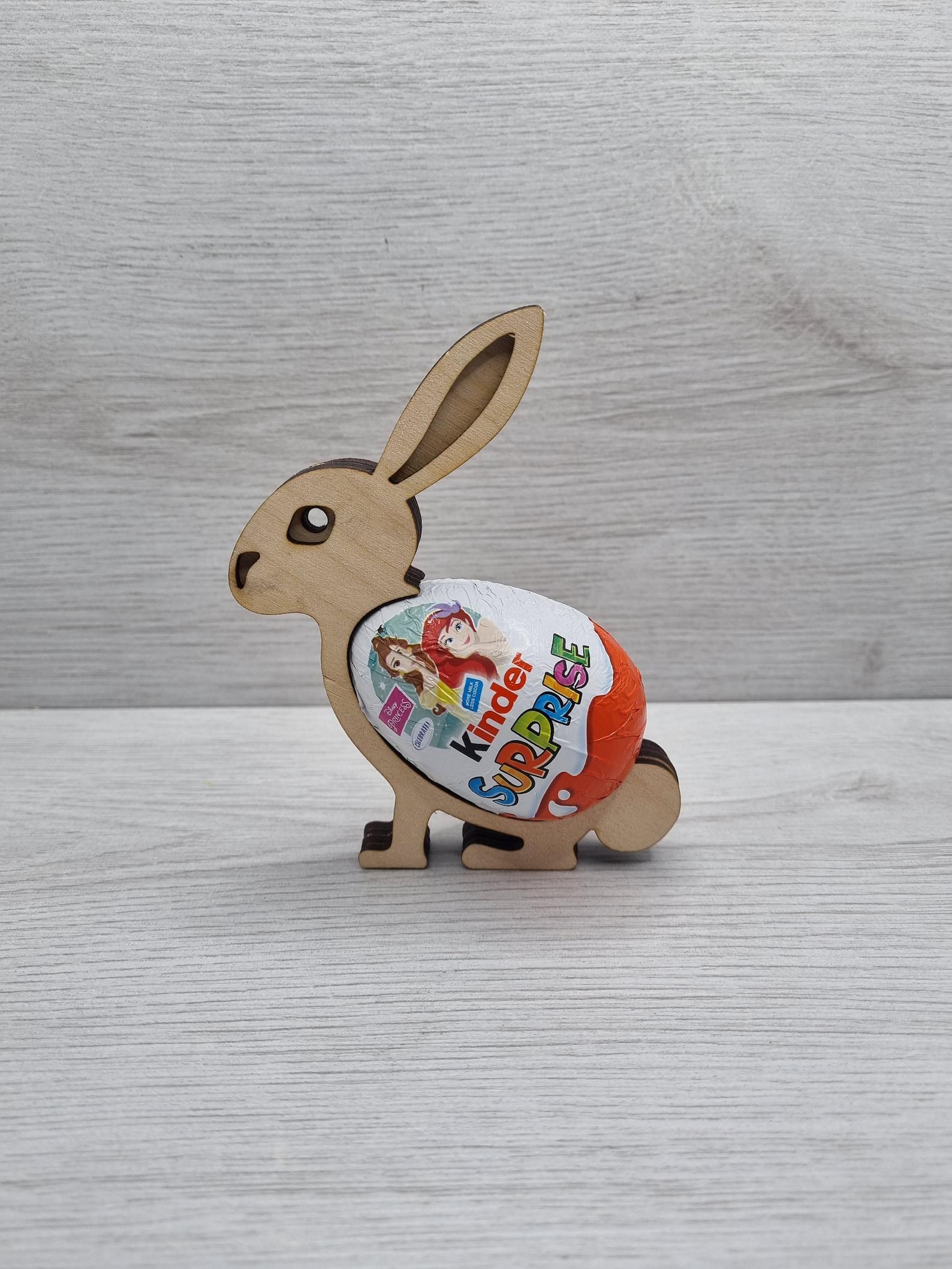 Kinder Egg Bunny Holder
