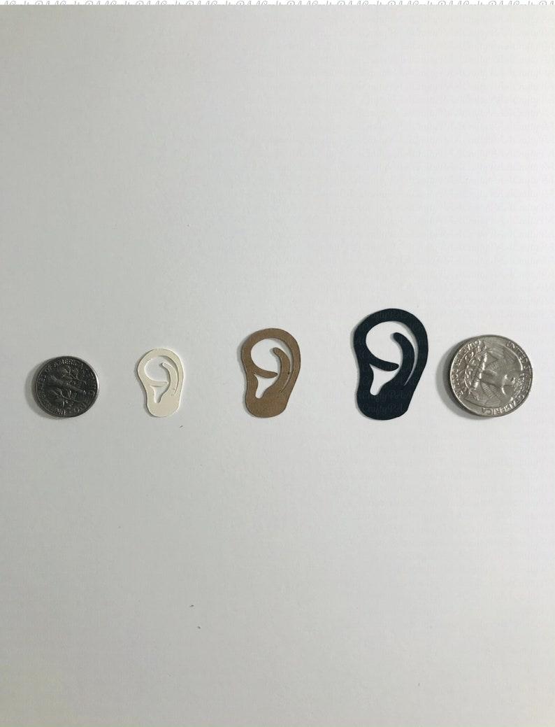 Otolaryngology Ear Confetti ENT Confetti