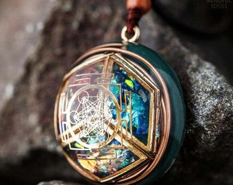 Magnetic Energy Talisman