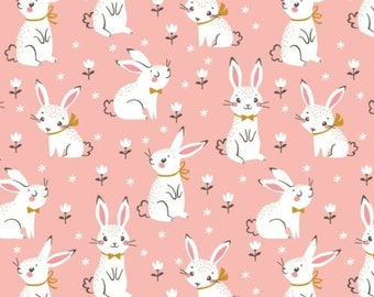 Happy Easter Wrapping paper,Stunning Grey Easter Bunny Gift Wrap,Easter Gift Wrap,Bunny Wrapping Paper