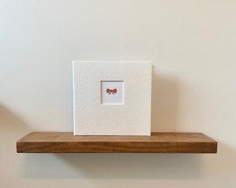 Baby Book, Birth Book, Birth Gift, Album, Loop