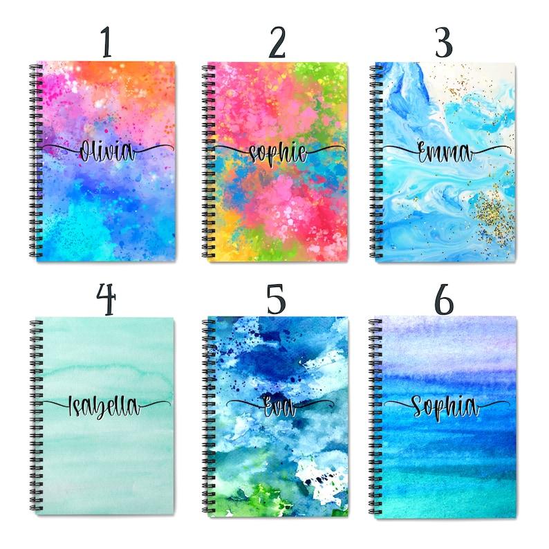 Personalized Notebook Custom Notebook Notebook Custom image 0
