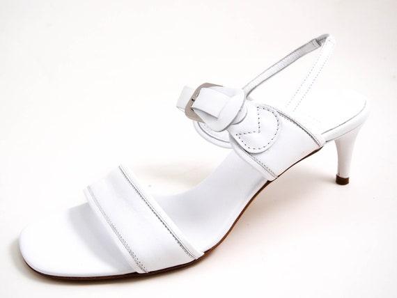 Bally Slingback Sandals