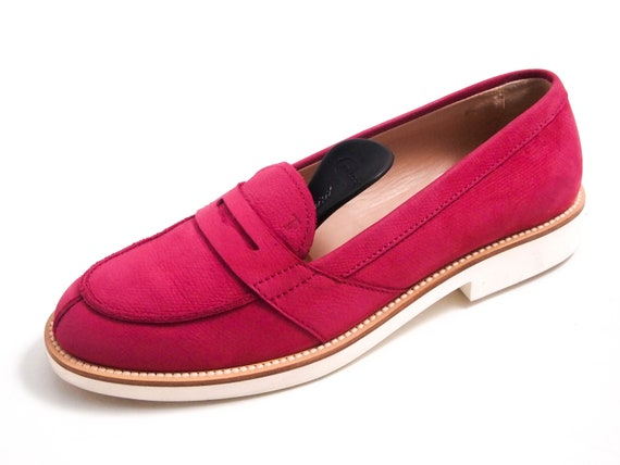 Tod's Penny Loafers Moccasins
