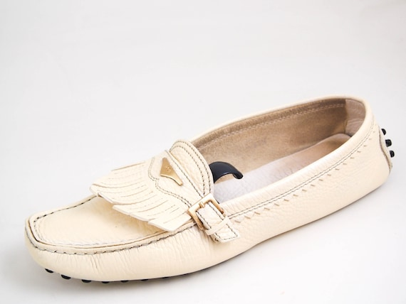 Tod's Fringe Gommino Loafers