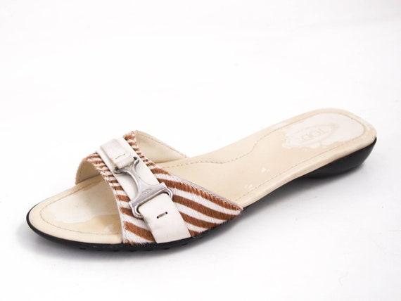 Tod's Slides Sandals