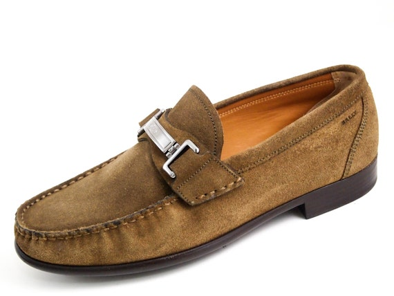 Bally Bit Loafers